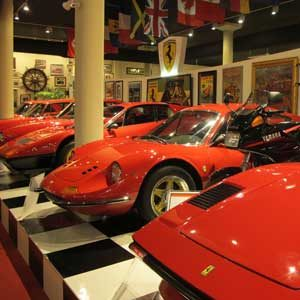 3. Get Revved Up at the Auto Museum
