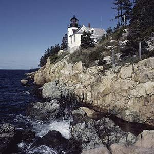 2. Mount Desert Island, Maine