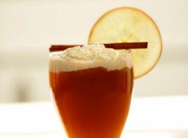 Hot Cinnamon Cider