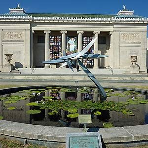 2. The New Orleans Museum of Art