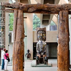 9. University of British Columbia Museum of Anthropology
