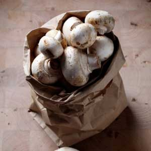 5. Store Mushrooms