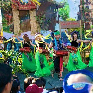Celebrate Vietnamese-style in California