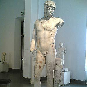 7.  Visit the Museo Nazionale Romano