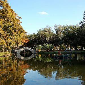6. New Orleans City Park