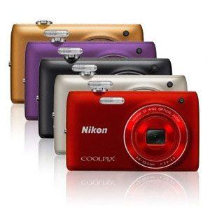 Nikon Coolpix S4100 Camera