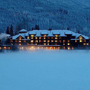 9. Nita Lake Lodge, Whistler, B.C.