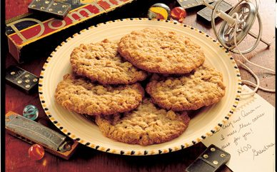 Favourite Oatmeal Cookies
