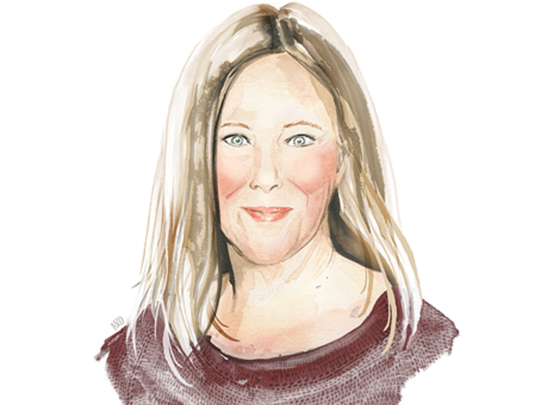 RD Interview: Catherine O'Hara
