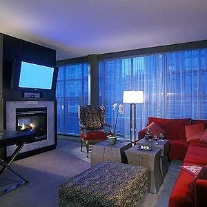 9. OPUS Hotel and Bar, Vancouver, B.C.