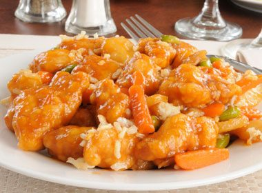 Skillet Chicken With Carrots In Orange Sauce