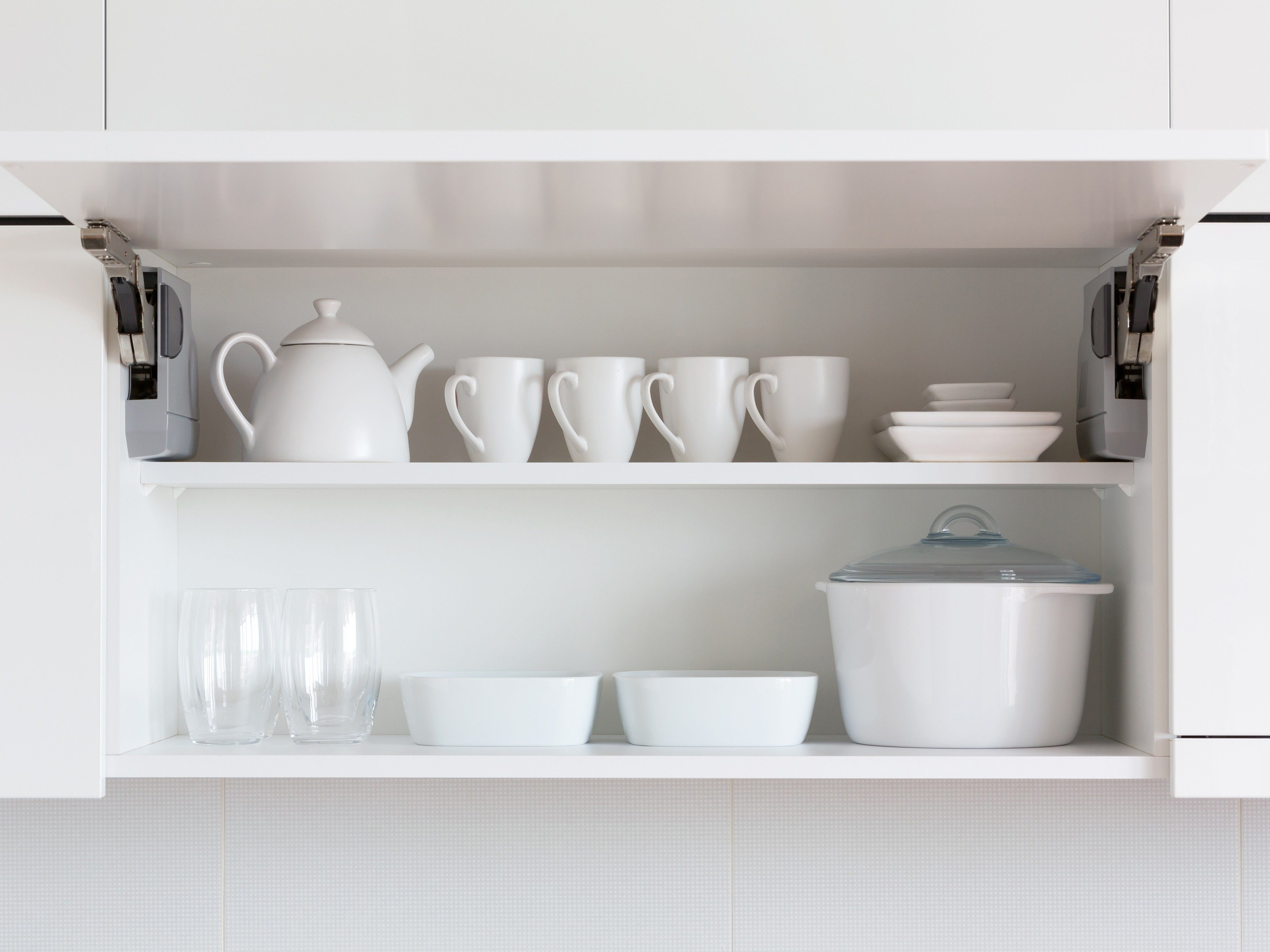 Organizing Hacks for Kitchen Cupboards