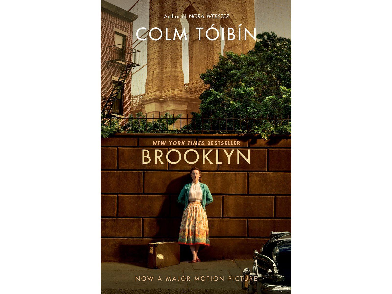 8. Brooklyn by Colm Toibin