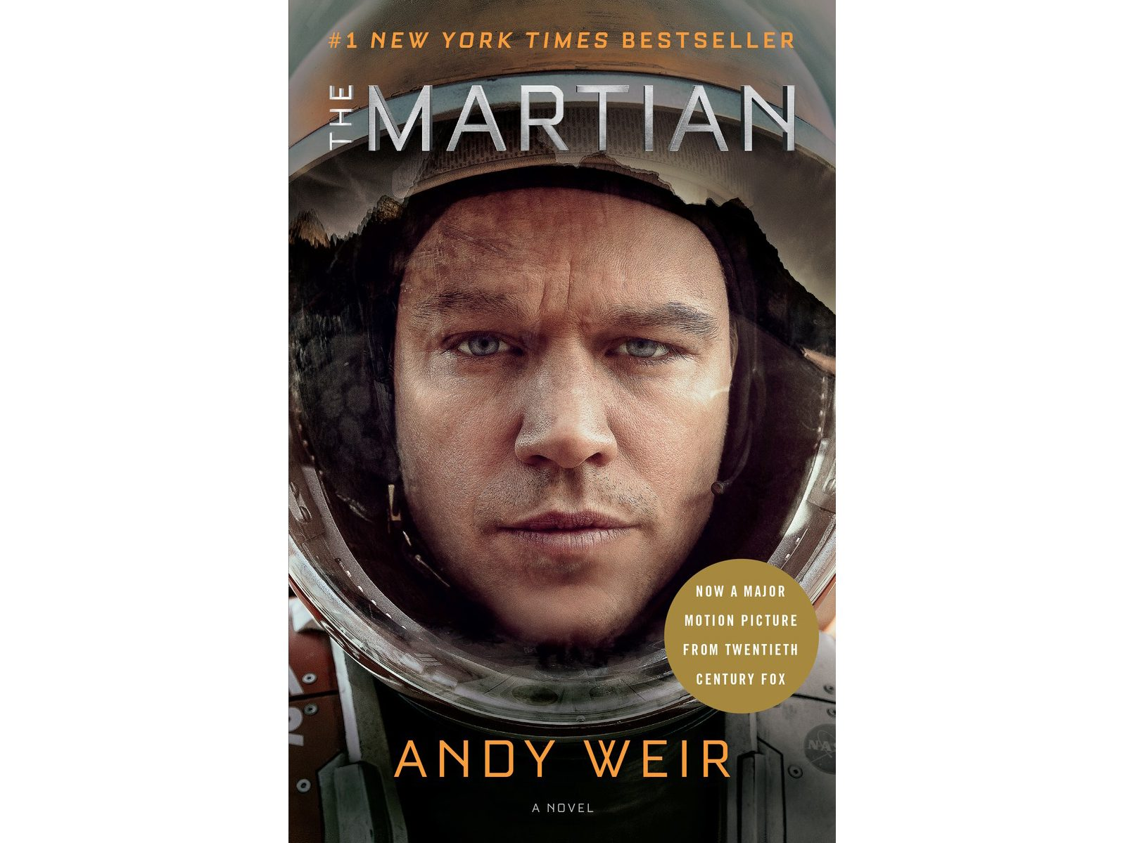 3. The Martian by Andy Weir