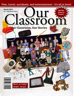 Our Classroom Cover page