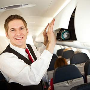 5. Being an Overhead Luggage Hog
