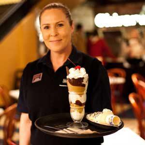 3. Ghirardelli Ice Cream & Chocolate Shop, San Francisco, California