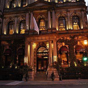 5. Hotel Le St. James, Montreal, Que.
