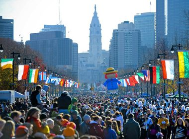 America's Oldest Thanksgiving Parade