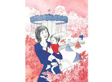 To Paris, With Tot: One Mother's Story of Parenting
