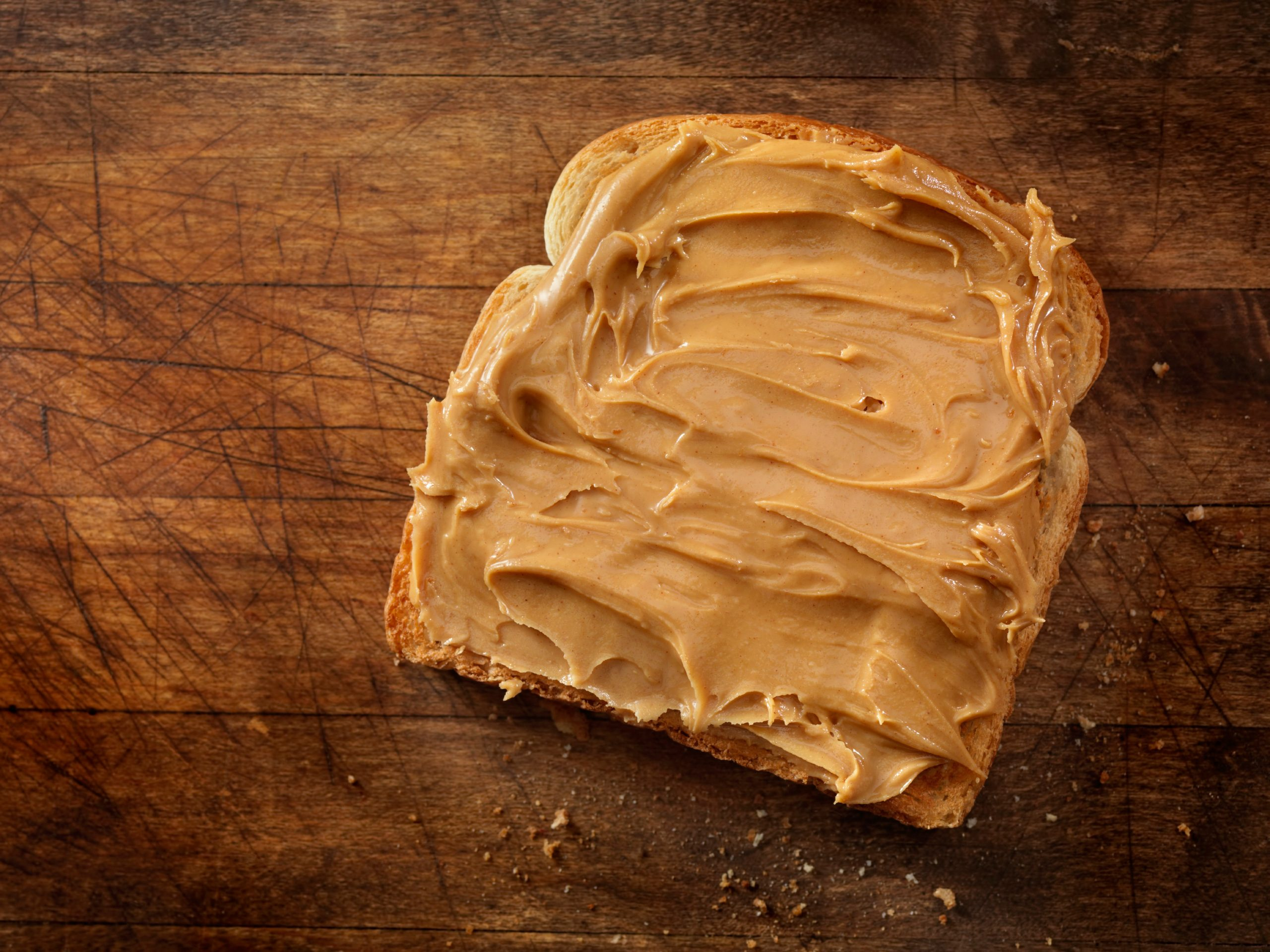 Reduced-Fat Peanut Butter