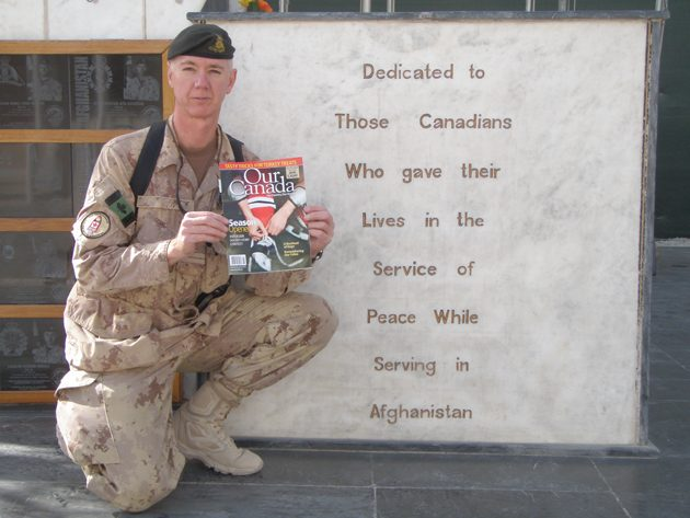 Remembrance Day in Afghanistan