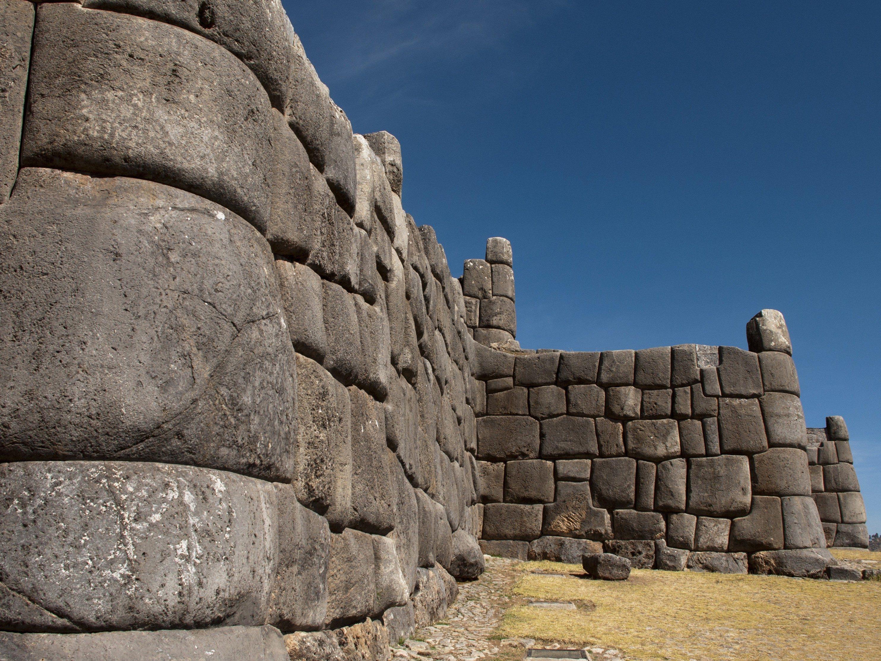 Stupendous Structure of the Inca Empire: Sacsaywaman - Peru