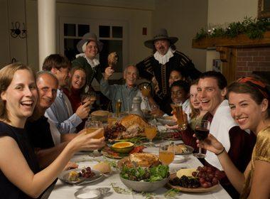 Celebrations With Pilgrims