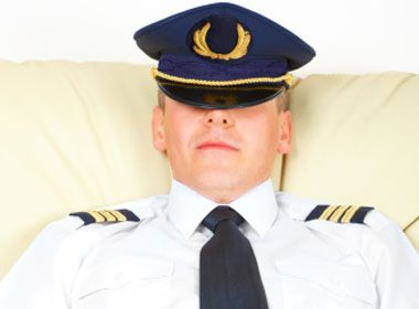 Your Pilot May Be Napping In-Flight