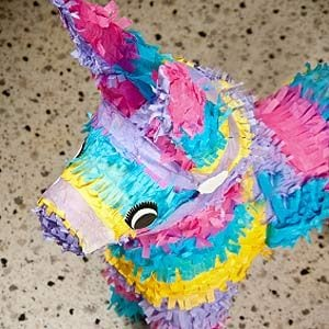 Things you can bring on a plane in Canada: Pinatas