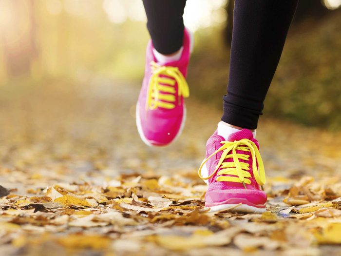 How to lower blood pressure: Walk Every Day