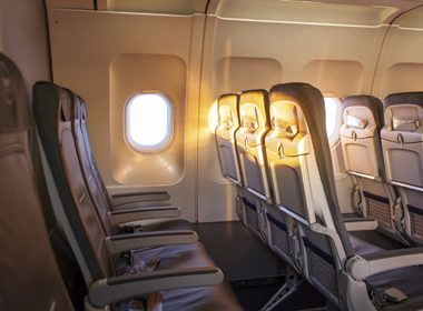 Airplane Air is Cleaner Than You Think