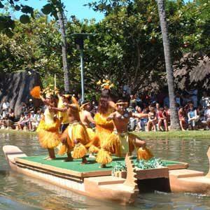 2. Polynesian Cultural Center