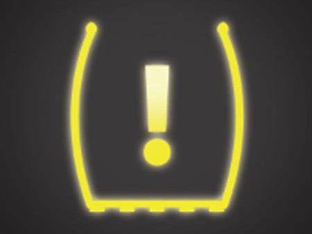 TPS (Tire Pressure Sensor) Warning Light