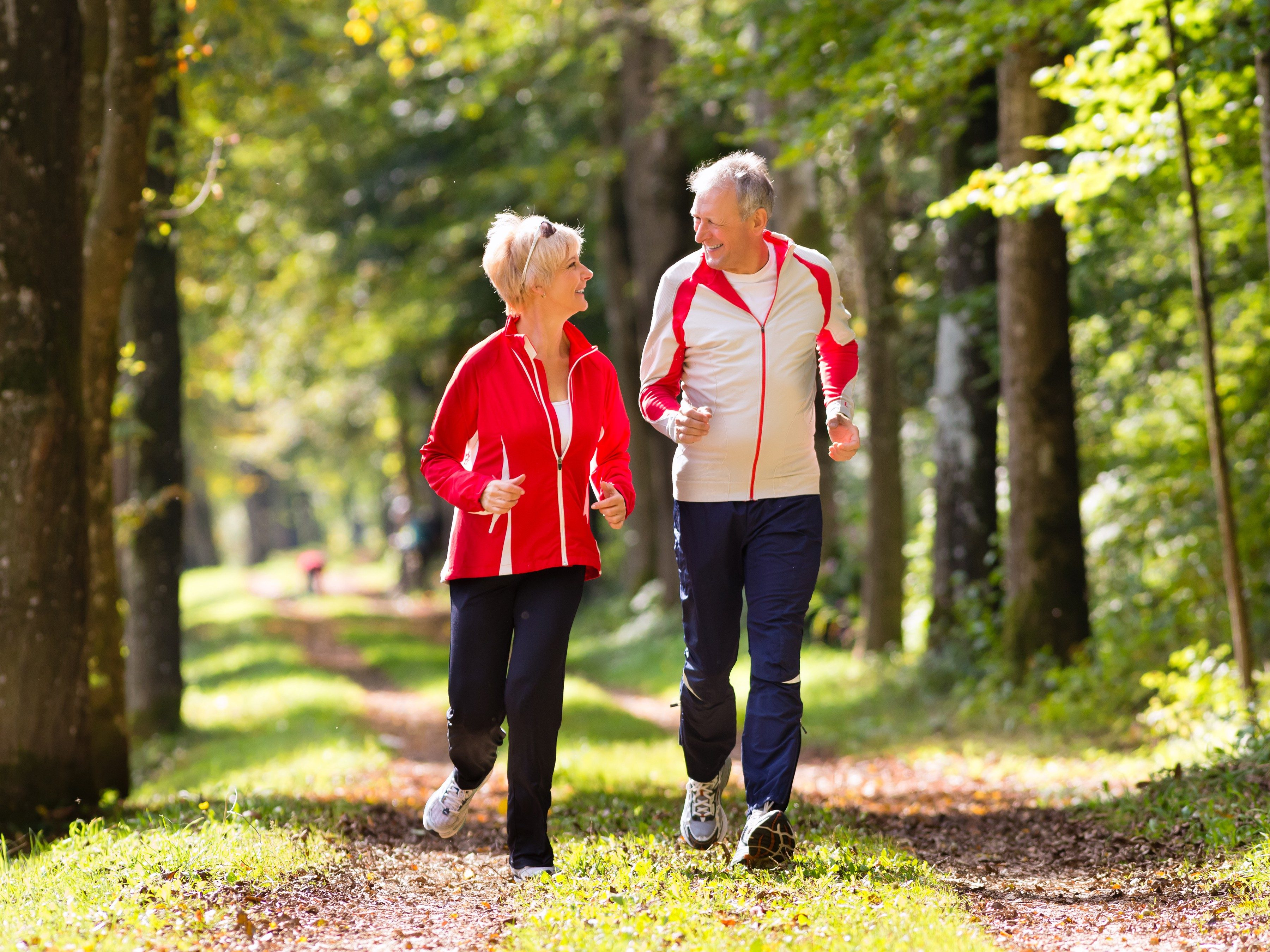 2. Prevent memory loss with exercise