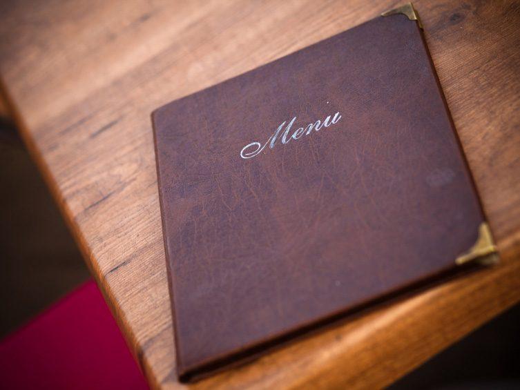 4. A restaurant's prix fixe menu isn't always the best bargain.