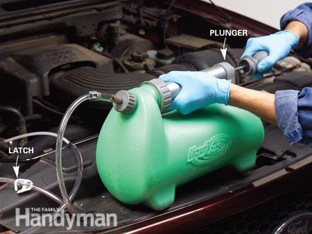 In Detail: Pumping Up the Tank