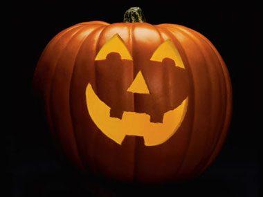Pumpkin Pattern #12: Happy Jack