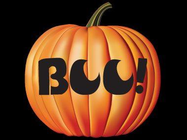 Pumpkin Pattern #24: Ghastly Ghost