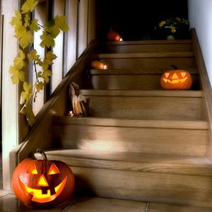 4. Decorate Your Staircase