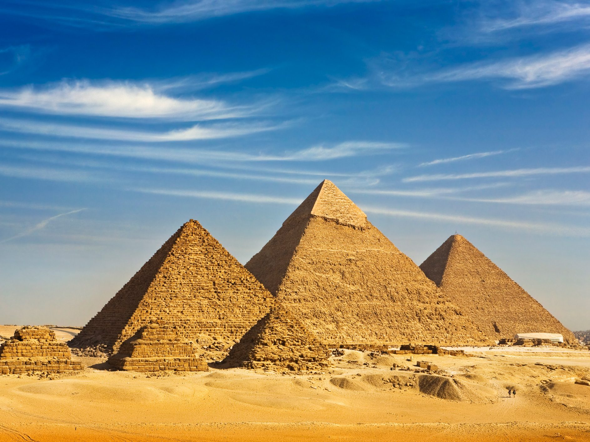 Architectural Wonders Of The Ancient World: The Pyramids - Egypt
