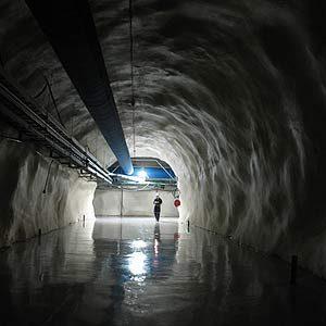 2. We Have a Secret Underground Labratory in Sudbury, Ont.