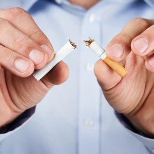 8. Say No to Smoking-and to Smoke