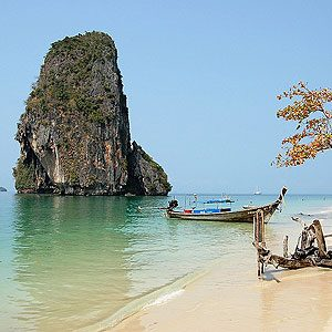 5. Railay Bay