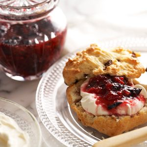 5. Freezer Berry Jam