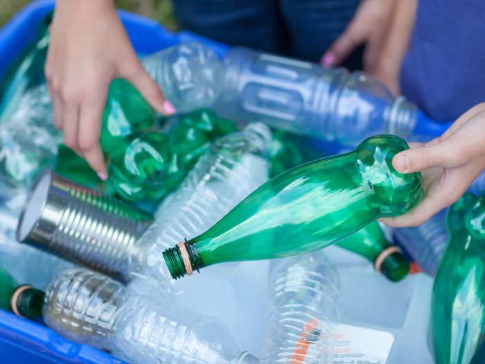 2. Recycling is a Waste of Time and Money