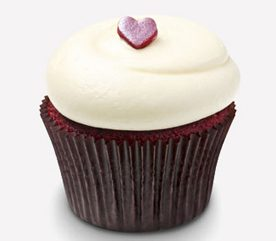Cupcake Personality: Red Velvet