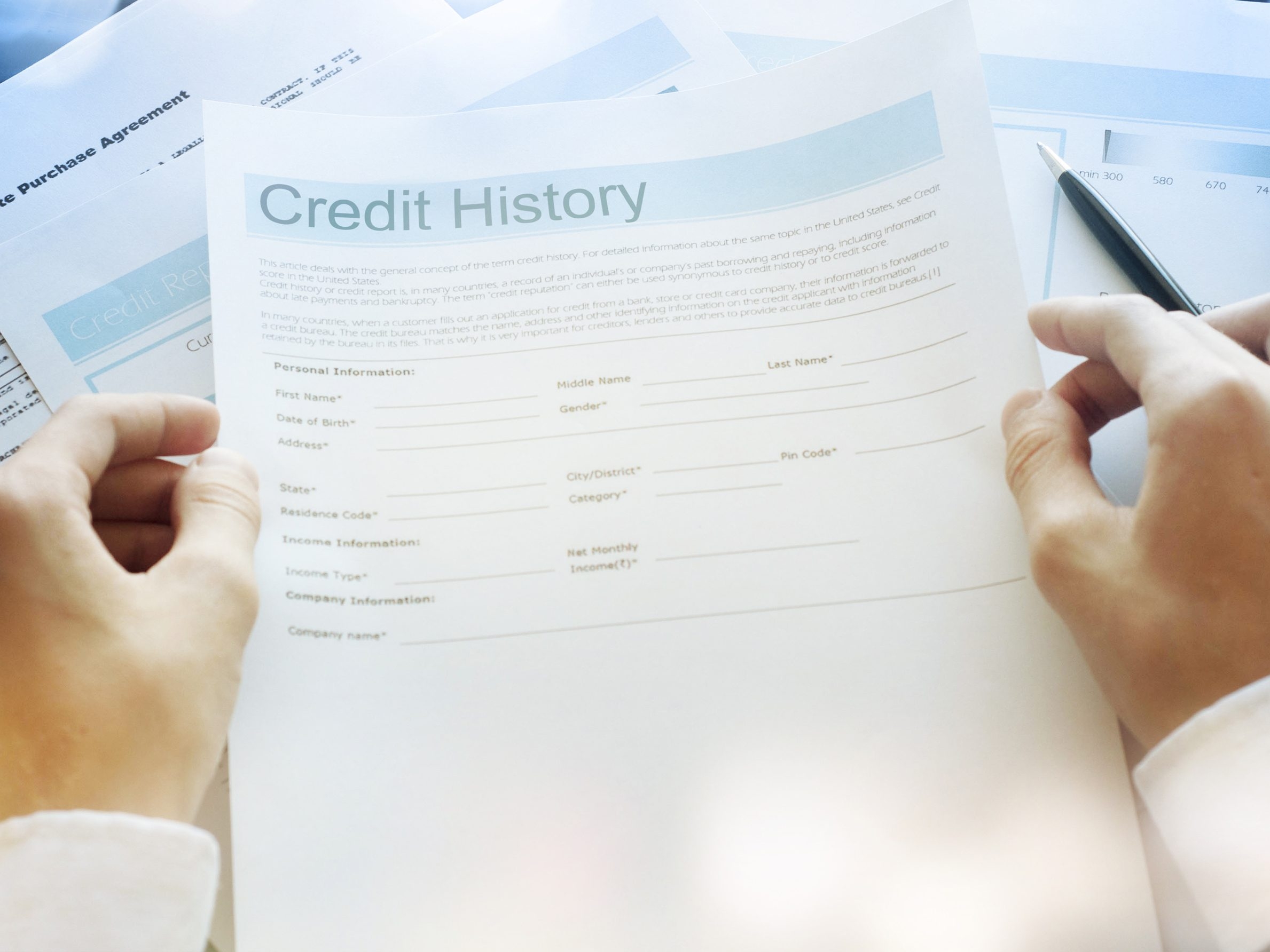 2. Know Your Credit Score