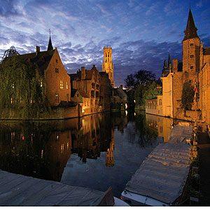 6. Relais Bourgondisch Cruyce - Bruges, Belgium