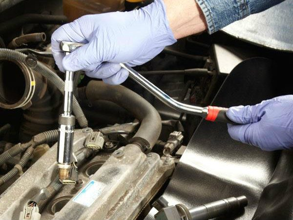 Replacing Spark Plugs: Step-by-Step Instructions